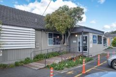 Entry to Tarawera Medical Centre